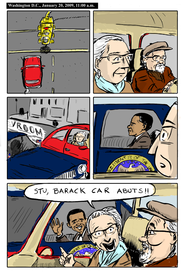 Barack Car 20%