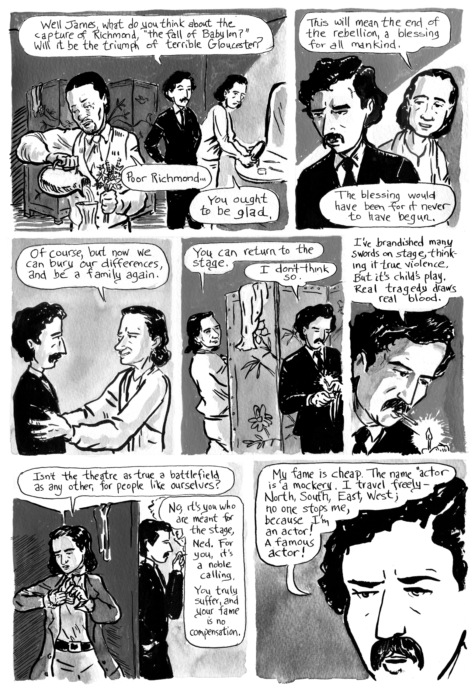The Last Act, Page 3