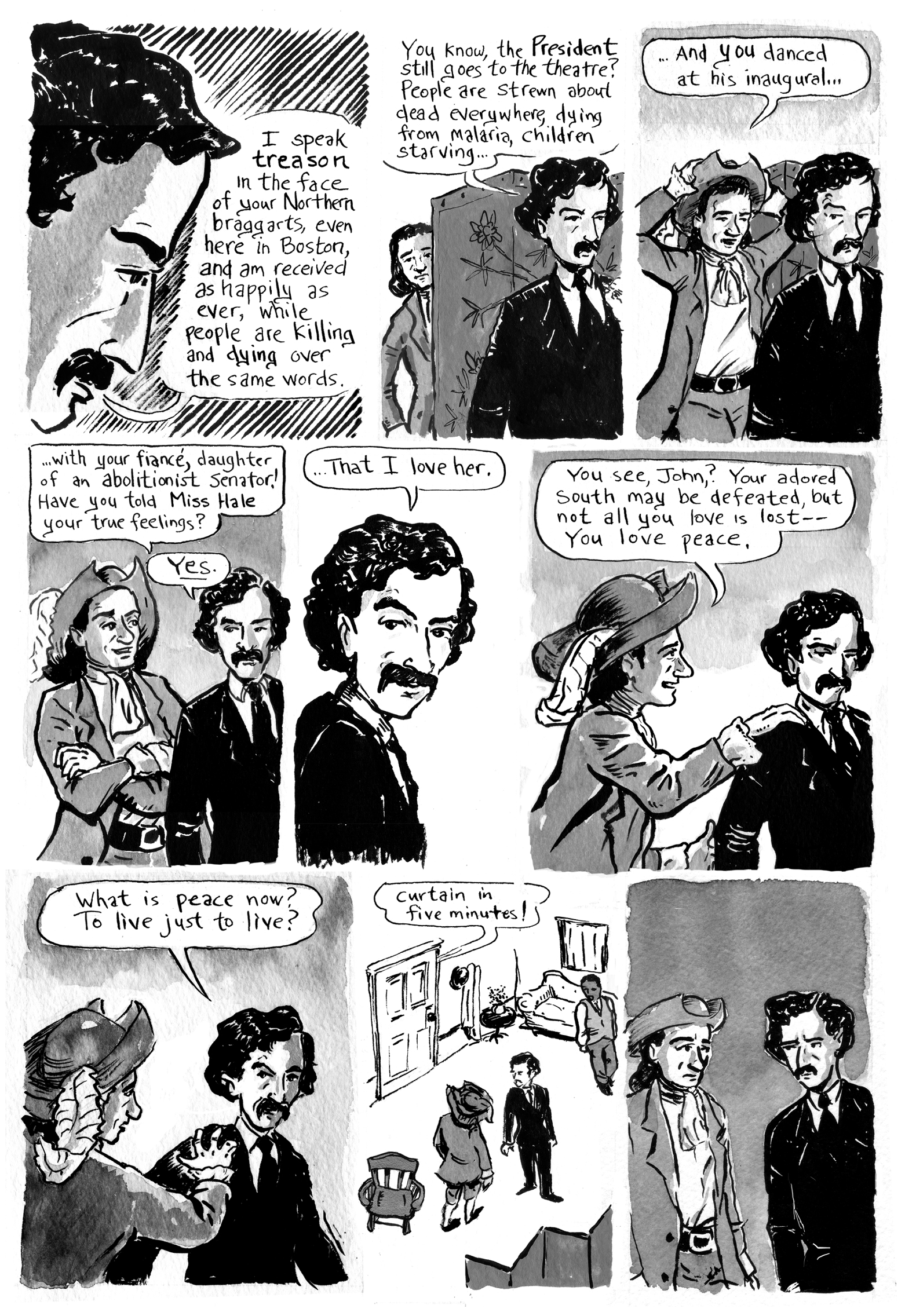 The Last Act, Page 4