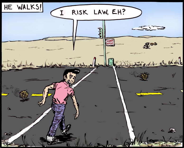 RISKS LAW - 21.5%