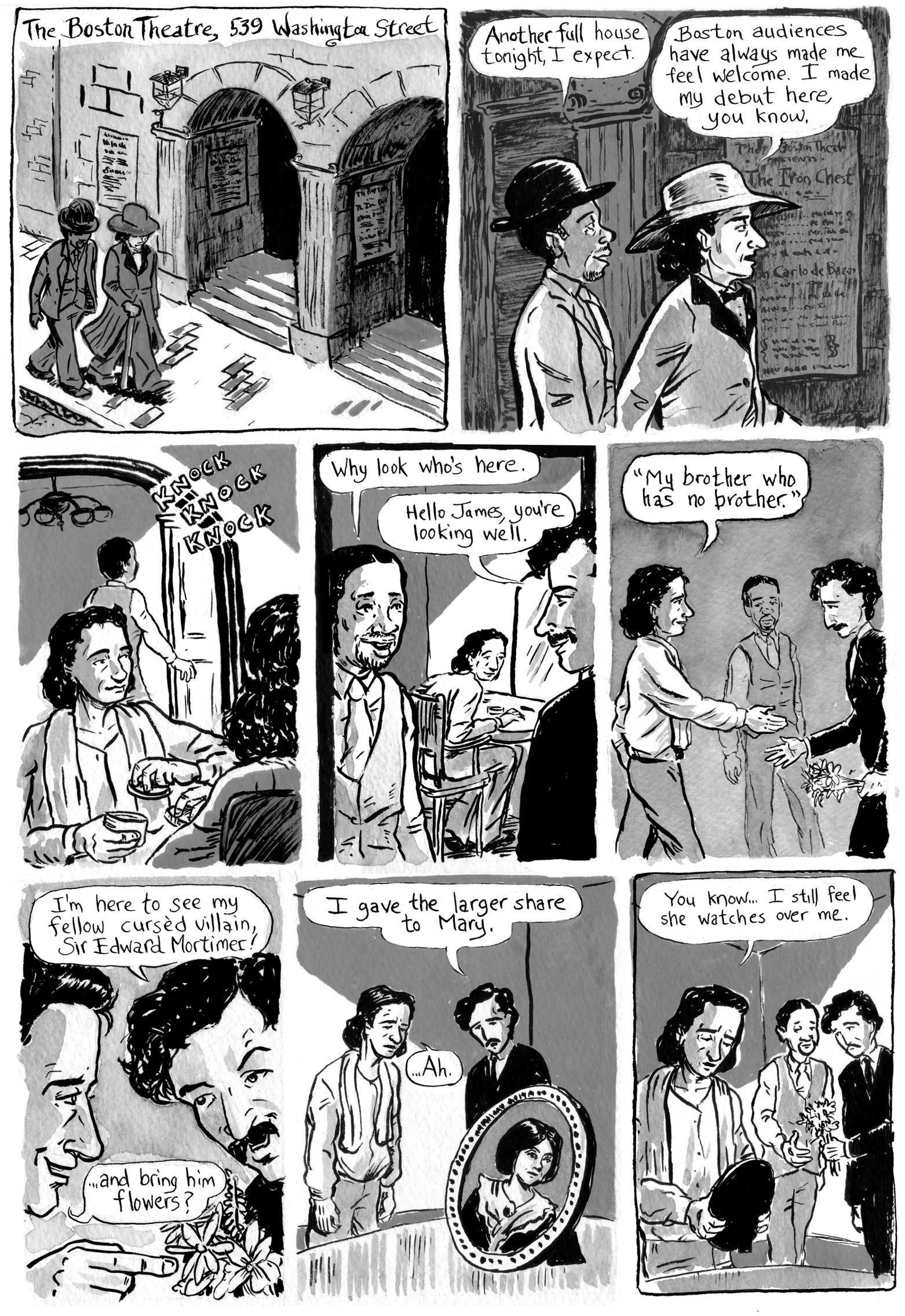 The Last Act, Page 2