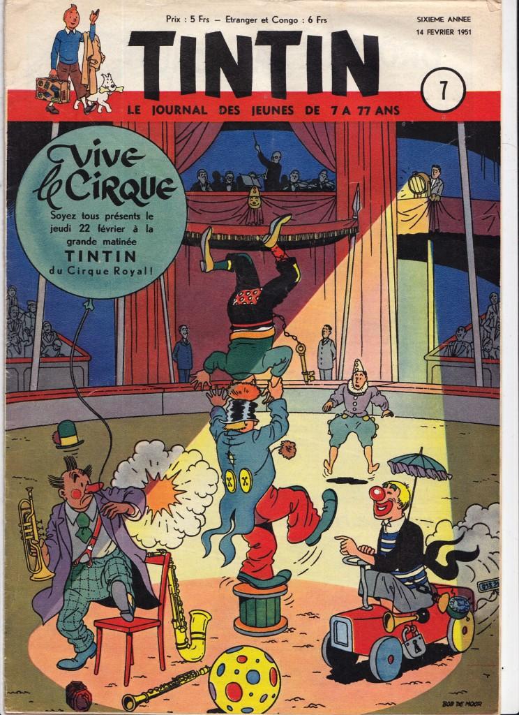 Tintin Comics French Comics A Global Histor...
