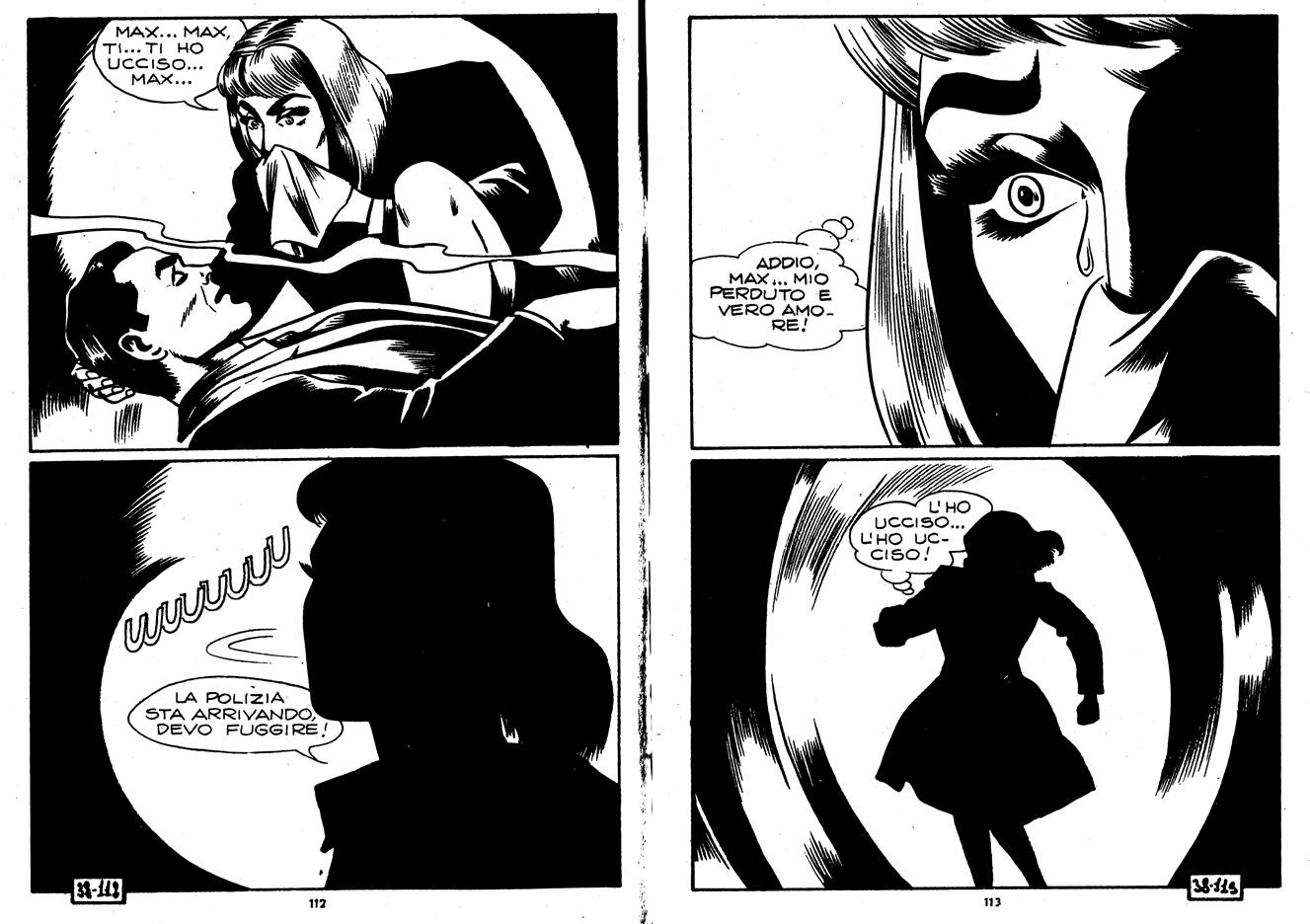 Magnus - Satanik 38 p112-113 1966