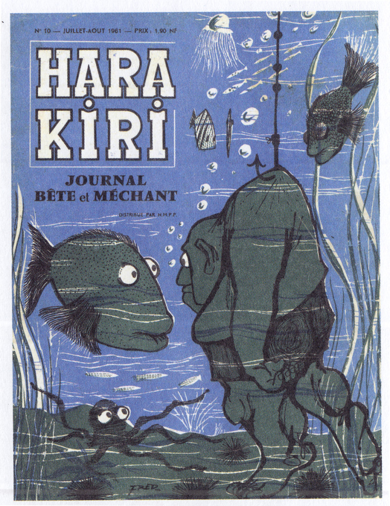 hara kiri 10 cover Fred1961 - from Groensteen