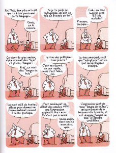 La sémantique c'est élastique by James