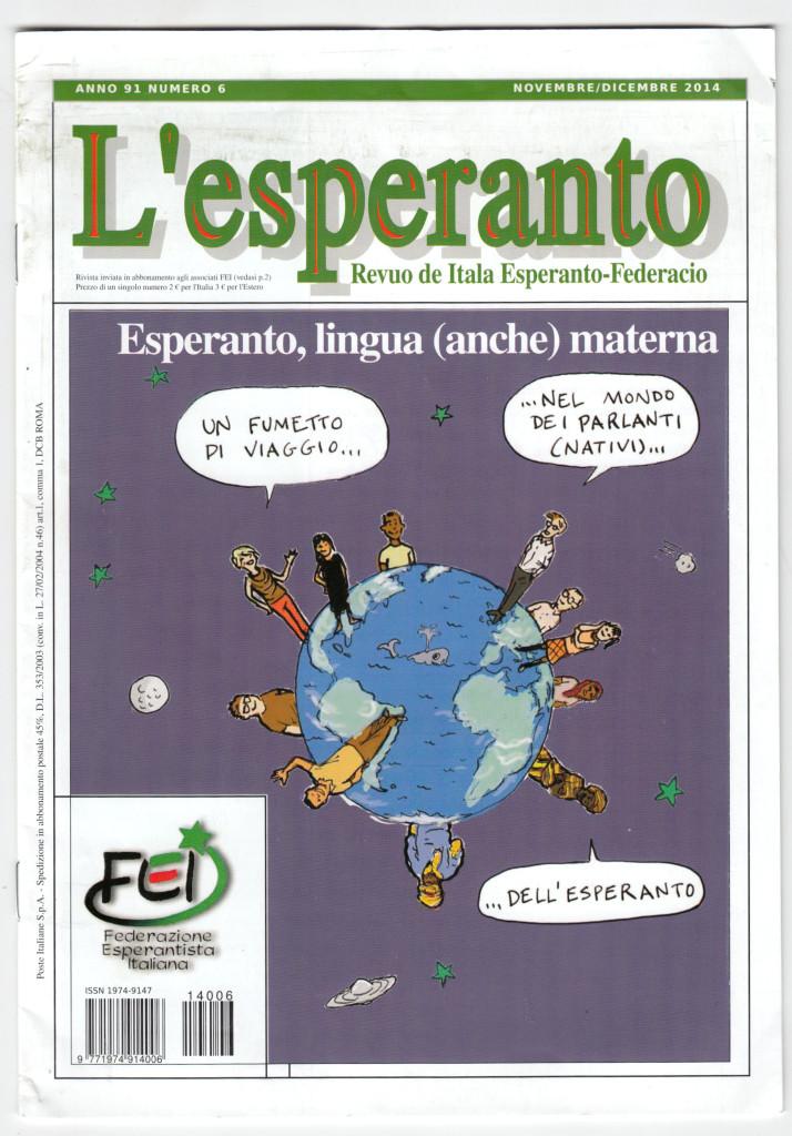 esperanto italian magazine jpg