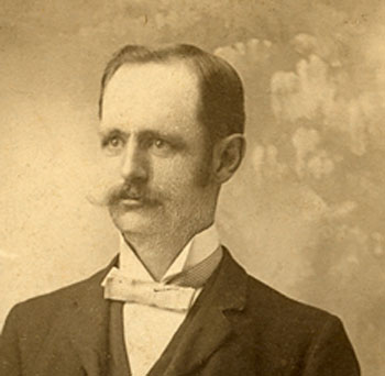 Photograph of Prescott Jernegan