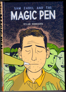 sam and magic pen