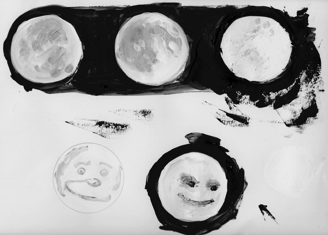 moon drawings 1 7-14