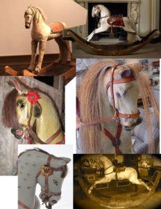 ROCKING HORSE composite