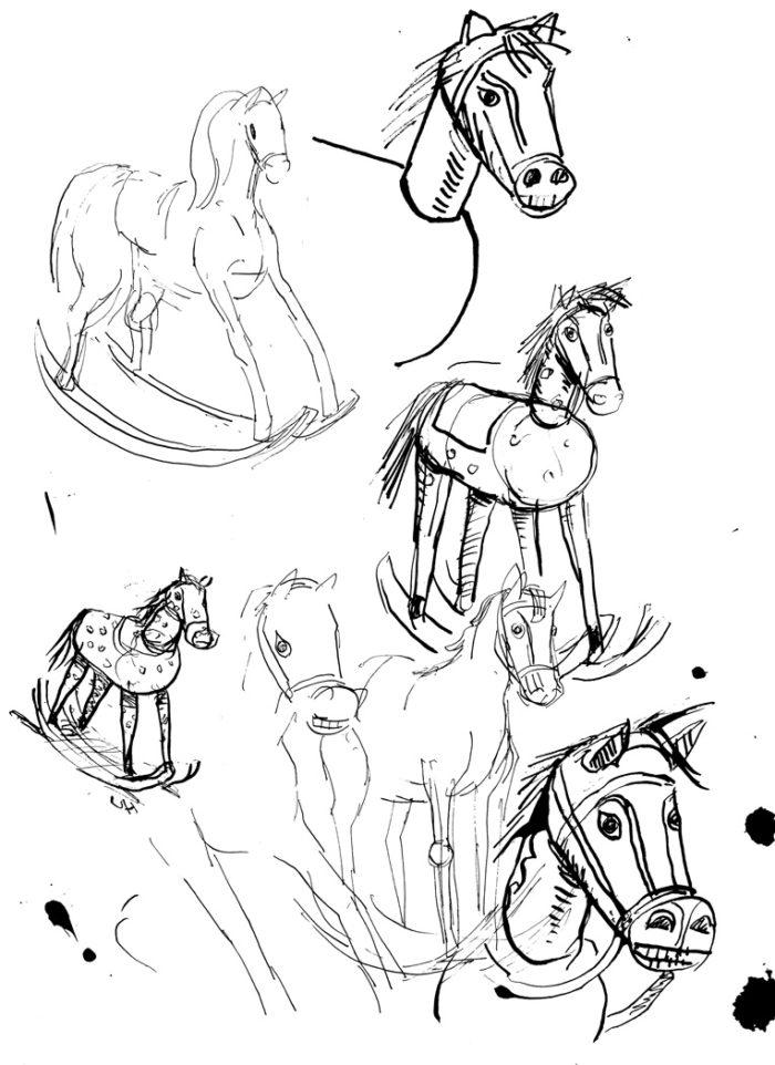 Rocking Horses 1-28 1