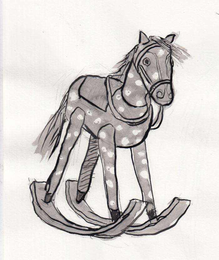 Rocking horse 1-28