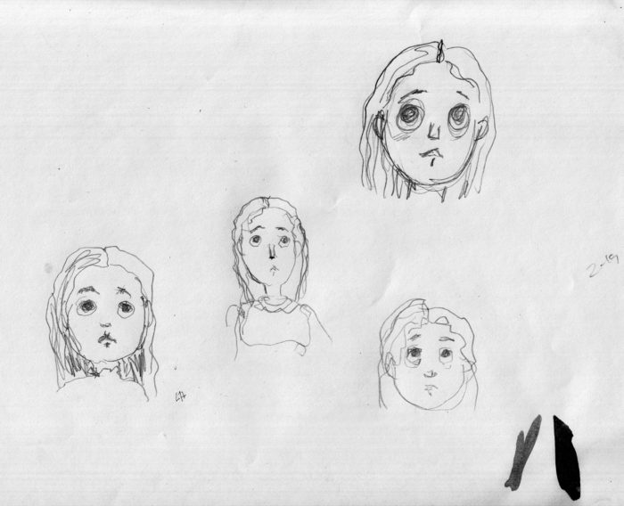 character sketches 2-19-17