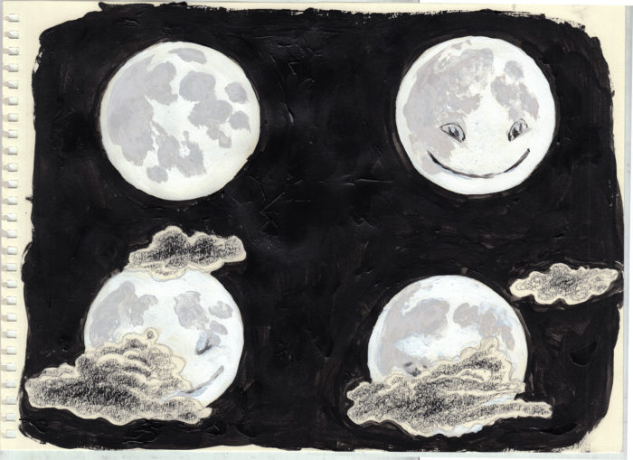 moon-clouds-studies-1-9-17