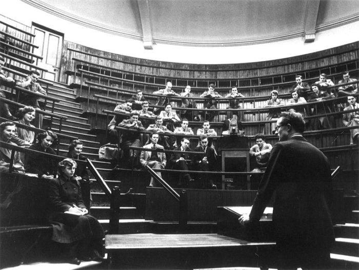 anatomy lecture U of edinburgh