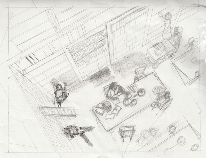 p5 pencil sketch 1